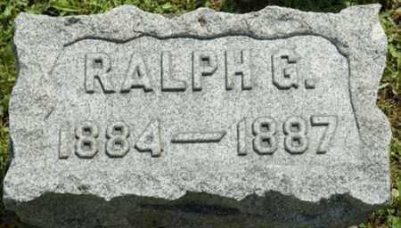 MCDOWELL, RALPH G. - Wayne County, Ohio | RALPH G. MCDOWELL - Ohio Gravestone Photos