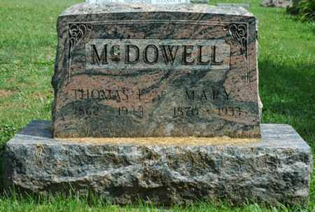 GARTNER MCDOWELL, MARY - Wayne County, Ohio | MARY GARTNER MCDOWELL - Ohio Gravestone Photos