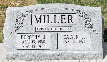 MILLER, DOROTHY J - Wayne County, Ohio   DOROTHY J MILLER - Ohio Gravestone Photos