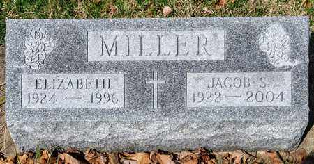 MILLER, JACOB S - Wayne County, Ohio | JACOB S MILLER - Ohio Gravestone Photos