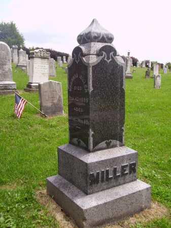 MILLER, BARBARA - Wayne County, Ohio | BARBARA MILLER - Ohio Gravestone Photos