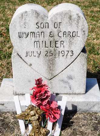 MILLER, INFANT SON - Wayne County, Ohio | INFANT SON MILLER - Ohio Gravestone Photos