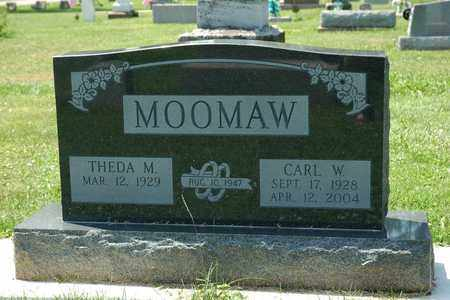 MOOMAW, CARL W. - Wayne County, Ohio | CARL W. MOOMAW - Ohio Gravestone Photos