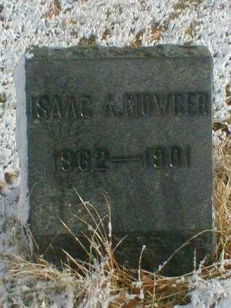 MOWRER, ISAAC - Wayne County, Ohio | ISAAC MOWRER - Ohio Gravestone Photos