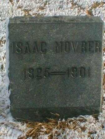 MOWRER, ISAAC - Wayne County, Ohio   ISAAC MOWRER - Ohio Gravestone Photos