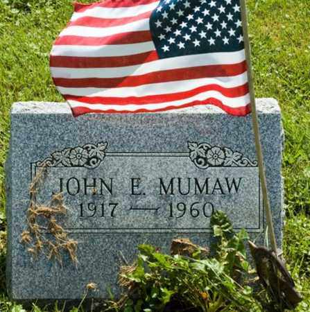 MUMAW, JOHN - Wayne County, Ohio   JOHN MUMAW - Ohio Gravestone Photos