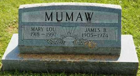 MUMAW, MARY LOU - Wayne County, Ohio | MARY LOU MUMAW - Ohio Gravestone Photos