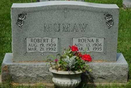 MUMAW, ROBERT E. - Wayne County, Ohio | ROBERT E. MUMAW - Ohio Gravestone Photos