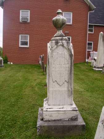 NORTON, HUGH MONUMENT - Wayne County, Ohio | HUGH MONUMENT NORTON - Ohio Gravestone Photos