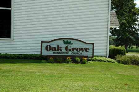 OAK GROVE, MENNONITE - Wayne County, Ohio | MENNONITE OAK GROVE - Ohio Gravestone Photos
