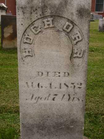 ORR, HUGH - Wayne County, Ohio | HUGH ORR - Ohio Gravestone Photos