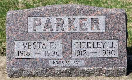 PARKER, VESTA E - Wayne County, Ohio   VESTA E PARKER - Ohio Gravestone Photos