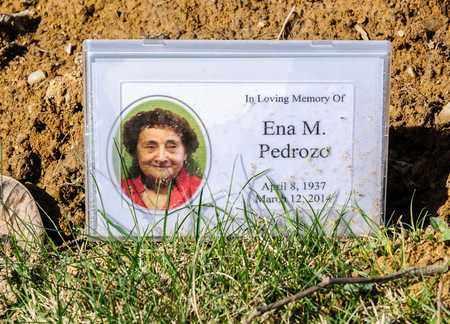 PEDROZO, ENA M - Wayne County, Ohio   ENA M PEDROZO - Ohio Gravestone Photos