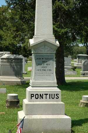 PONTIUS, LILLIAN - Wayne County, Ohio | LILLIAN PONTIUS - Ohio Gravestone Photos