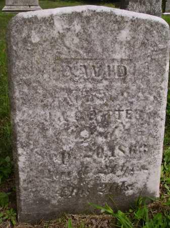 RITTER, DAVID - Wayne County, Ohio | DAVID RITTER - Ohio Gravestone Photos