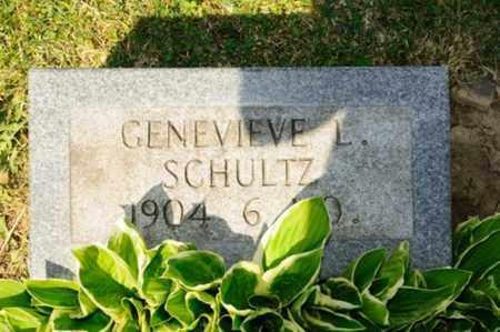 SCHULTZ, GENEVIEVE L. - Wayne County, Ohio   GENEVIEVE L. SCHULTZ - Ohio Gravestone Photos