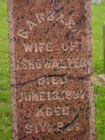 SHOWALTER, BARBARA - Wayne County, Ohio | BARBARA SHOWALTER - Ohio Gravestone Photos