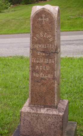 SHOWALTER, JOSEPH - OVERALL VIEW - Wayne County, Ohio   JOSEPH - OVERALL VIEW SHOWALTER - Ohio Gravestone Photos