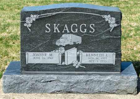 SKAGGS, KENNETH L - Wayne County, Ohio | KENNETH L SKAGGS - Ohio Gravestone Photos
