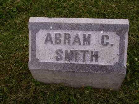 SMITH, ABRAM C. - Wayne County, Ohio   ABRAM C. SMITH - Ohio Gravestone Photos