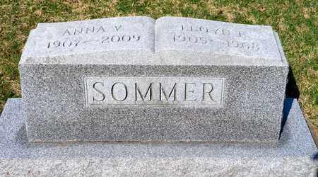 SOMMER, ANNA V - Wayne County, Ohio | ANNA V SOMMER - Ohio Gravestone Photos