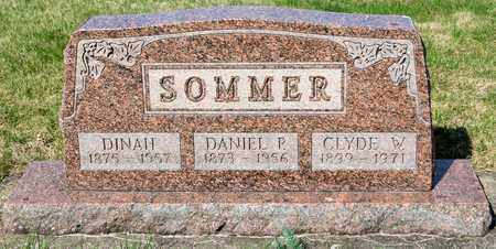 SOMMER, DINAH - Wayne County, Ohio | DINAH SOMMER - Ohio Gravestone Photos