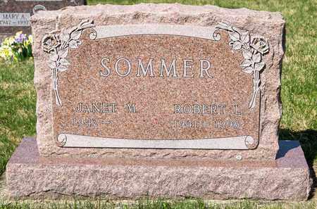 SOMMER, ROBERT L - Wayne County, Ohio | ROBERT L SOMMER - Ohio Gravestone Photos