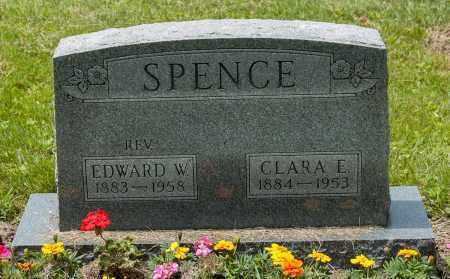 PICKERING SPENCE, CLARA EVELYN - Wayne County, Ohio | CLARA EVELYN PICKERING SPENCE - Ohio Gravestone Photos