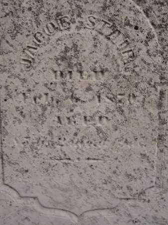 STAIR, JACOB - CLOSEVIEW - Wayne County, Ohio | JACOB - CLOSEVIEW STAIR - Ohio Gravestone Photos