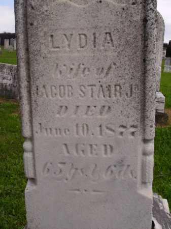 STAIR, LYDIA - CLOSEVIEW - Wayne County, Ohio   LYDIA - CLOSEVIEW STAIR - Ohio Gravestone Photos