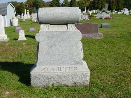 EMIG STAUFFER, CATHARINE - Wayne County, Ohio | CATHARINE EMIG STAUFFER - Ohio Gravestone Photos