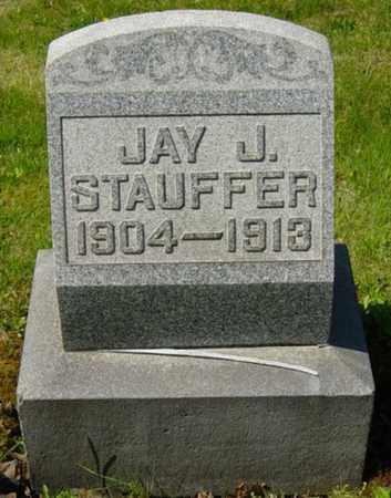 STAUFFER, JAY J. - Wayne County, Ohio | JAY J. STAUFFER - Ohio Gravestone Photos