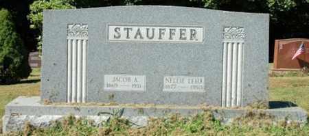 STAUFFER, NELLIE - Wayne County, Ohio | NELLIE STAUFFER - Ohio Gravestone Photos