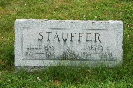 STAUFFER, LILLIE MAY - Wayne County, Ohio | LILLIE MAY STAUFFER - Ohio Gravestone Photos