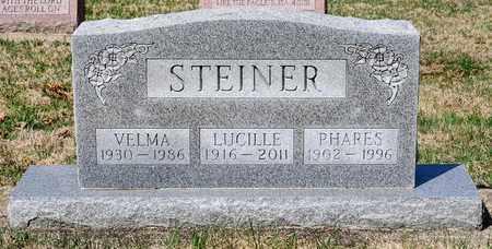 STEINER, LUCILLE - Wayne County, Ohio | LUCILLE STEINER - Ohio Gravestone Photos