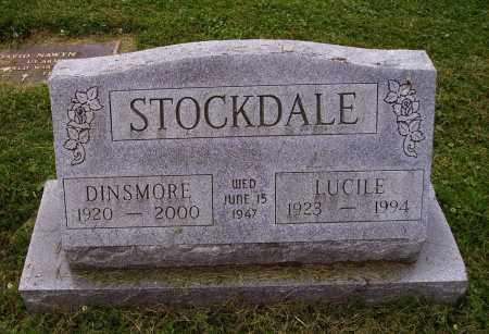 STOCKDALE, LUCILE - Wayne County, Ohio | LUCILE STOCKDALE - Ohio Gravestone Photos