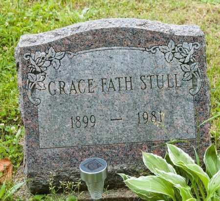 MILLER STULL, GRACE - Wayne County, Ohio | GRACE MILLER STULL - Ohio Gravestone Photos