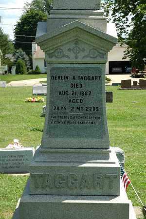 TAGGART, DERLIN - Wayne County, Ohio   DERLIN TAGGART - Ohio Gravestone Photos
