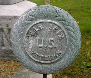 THOMPSON, JOHN, JR. - MEDALLION - Wayne County, Ohio | JOHN, JR. - MEDALLION THOMPSON - Ohio Gravestone Photos