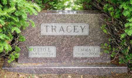 TRACEY, OTTO E. - Wayne County, Ohio | OTTO E. TRACEY - Ohio Gravestone Photos