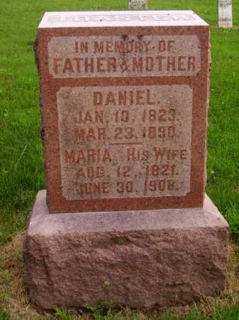 TRASTER, DANIEL - Wayne County, Ohio | DANIEL TRASTER - Ohio Gravestone Photos