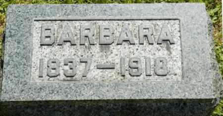 WECHT, BARBARA - Wayne County, Ohio | BARBARA WECHT - Ohio Gravestone Photos