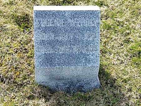 CHATELAIN WEHRLY, EUGENIE - Wayne County, Ohio | EUGENIE CHATELAIN WEHRLY - Ohio Gravestone Photos
