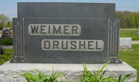 SINCLAIR WEIMER, ANNA MARIE - Wayne County, Ohio | ANNA MARIE SINCLAIR WEIMER - Ohio Gravestone Photos