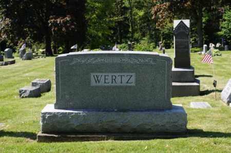WERTZ, DWIGHT ELMORE - Wayne County, Ohio | DWIGHT ELMORE WERTZ - Ohio Gravestone Photos