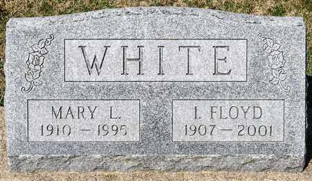 WHITE, MARY L - Wayne County, Ohio | MARY L WHITE - Ohio Gravestone Photos