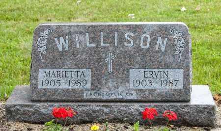 DRAKE WILLISON, MARIETTA - Wayne County, Ohio | MARIETTA DRAKE WILLISON - Ohio Gravestone Photos