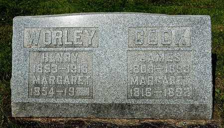 WORLEY, HENRY - Wayne County, Ohio | HENRY WORLEY - Ohio Gravestone Photos