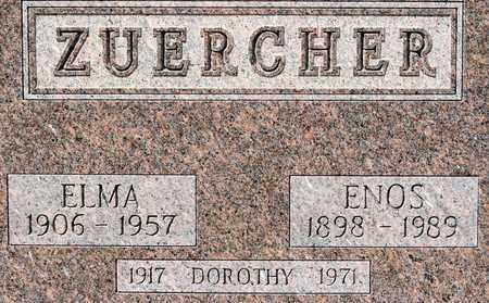ZUERCHER, DOROTHY - Wayne County, Ohio | DOROTHY ZUERCHER - Ohio Gravestone Photos