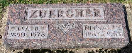 ZUERCHER, NELSON D - Wayne County, Ohio | NELSON D ZUERCHER - Ohio Gravestone Photos